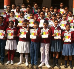 GM.STUDENTS-WITH-THEIR-CERTIFICATES-OF-YOUTH-FESTIVAL